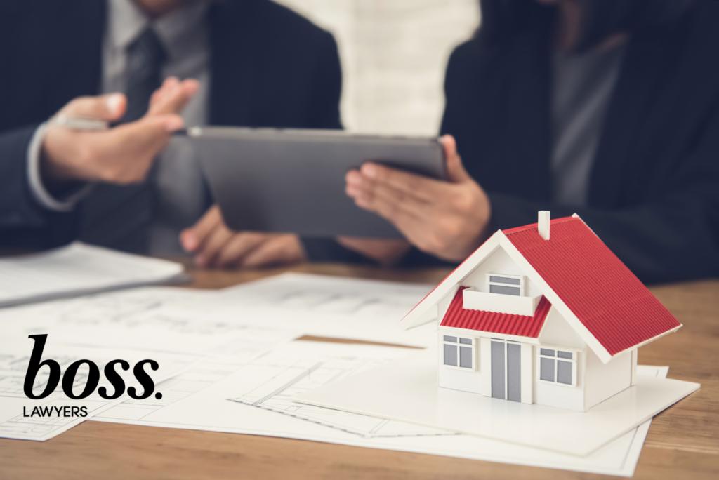 boss lawyers real estate